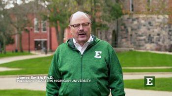 Eastern Michigan University TV Spot, 'New Normal' - Thumbnail 1