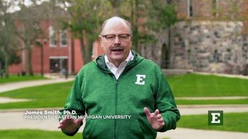 Eastern Michigan University TV Spot, 'New Normal' - Thumbnail 8