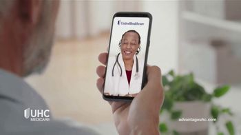 UnitedHealthcare Medicare Advantage Plans TV Spot, 'See a Doctor From Home' - Thumbnail 4