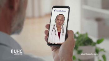 UnitedHealthcare Medicare Advantage Plans TV Spot, 'See a Doctor From Home' - Thumbnail 5