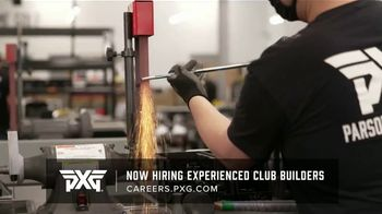 Parsons Xtreme Golf (PXG) TV Spot, 'Now Hiring'