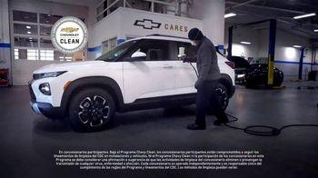 Chevrolet TV Spot, 'Chevy Cares: el camino despejado' [Spanish] [T1] - Thumbnail 8