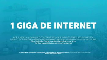AT&T Internet TV Spot, 'Qué fue eso' [Spanish] - Thumbnail 6