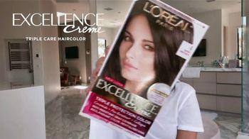 L'Oreal Paris Excellence Creme TV Spot, 'Eva x Excellence' Featuring Eva Longoria - Thumbnail 5