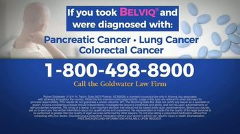 Goldwater Law Firm TV Spot, 'Belviq Cases' - Thumbnail 10