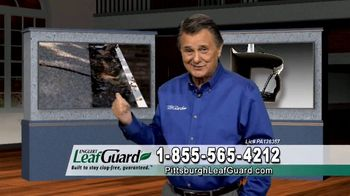 LeafGuard of Pittsburgh $99 Install Sale TV Spot, 'Old Gutters' - Thumbnail 1