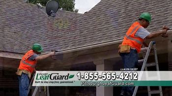 LeafGuard of Pittsburgh $99 Install Sale TV Spot, 'Old Gutters' - Thumbnail 5