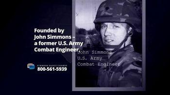 Simmons Hanly Conroy TV Spot, 'Veterans: Mesothelioma' - Thumbnail 2