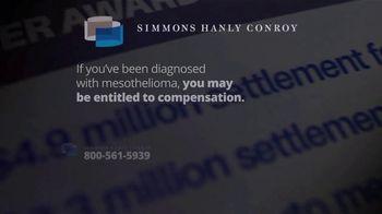 Simmons Hanly Conroy TV Spot, 'Veterans: Mesothelioma' - Thumbnail 5