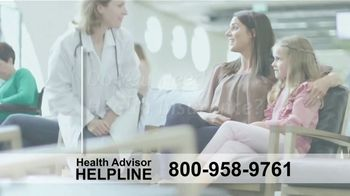 The Health Advisors Helpline TV Spot, 'Challenging Times' - Thumbnail 4