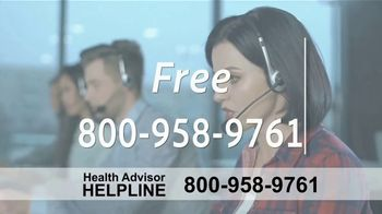 The Health Advisors Helpline TV Spot, 'Challenging Times' - Thumbnail 8