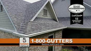 Beldon LeafGuard TV Spot, 'Extra Layer of Protection Against Water Damage' - Thumbnail 5