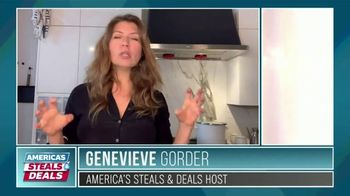 America's Steals & Deals TV Spot, 'Echo Show 5' Featuring Genevieve Gorder - Thumbnail 2