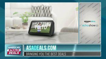 America's Steals & Deals TV Spot, 'Echo Show 5' Featuring Genevieve Gorder - Thumbnail 3