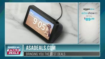America's Steals & Deals TV Spot, 'Echo Show 5' Featuring Genevieve Gorder - Thumbnail 7