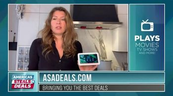 America's Steals & Deals TV Spot, 'Echo Show 5' Featuring Genevieve Gorder