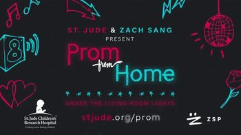 St. Jude Children's Research Hospital TV Spot, 'Prom From Home' Featuring Zach Sang - Thumbnail 3
