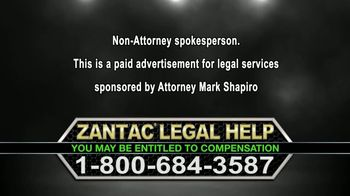 Shapiro Legal Group TV Spot, 'Zantac' - Thumbnail 1