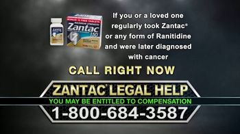 Shapiro Legal Group TV Spot, 'Zantac' - Thumbnail 3