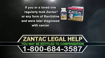 Shapiro Legal Group TV Spot, 'Zantac' - Thumbnail 7