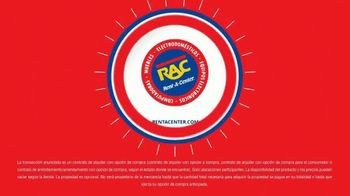 Rent-A-Center TV Spot, '$5.30 dólares: paga hasta el 30 de mayo' [Spanish] - Thumbnail 4
