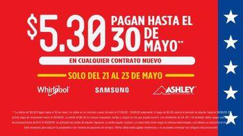 Rent-A-Center TV Spot, '$5.30 dólares: paga hasta el 30 de mayo' [Spanish] - Thumbnail 3