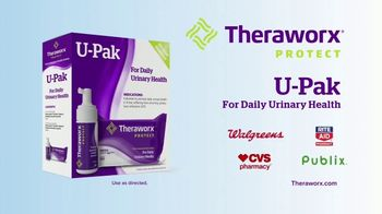 Theraworx Protect U-Pak TV Spot, 'Hospital Trusted Hygiene Kit' - Thumbnail 6