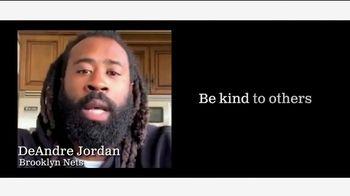 NBA Cares Spot, 'Be Kind' Featuring Kevin Love, DeAndre Jordan, Layshia Clarendon - Thumbnail 3