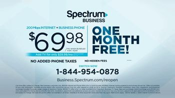 Spectrum Business TV Spot, 'Back to Business' - Thumbnail 10