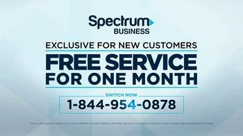 Spectrum Business TV Spot, 'Back to Business' - Thumbnail 4