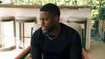 Audible Inc. TV Spot, 'The Decision: Overcoming Today's BS for Tomorrow's Success' Featuring Kevin Hart - Thumbnail 1