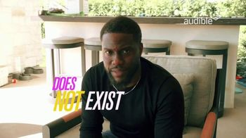 Audible Inc. TV Spot, 'The Decision: Overcoming Today's BS for Tomorrow's Success' Featuring Kevin Hart - Thumbnail 4
