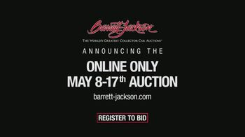 Barrett-Jackson TV Spot, '2020 Exclusive Online-Only Auction' - Thumbnail 6