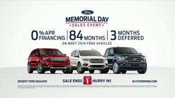 Ford Memorial Day Sales Event TV Spot, 'We Built' [T2] - Thumbnail 9