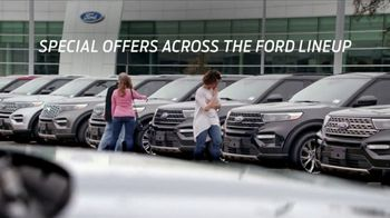 Ford Memorial Day Sales Event TV Spot, 'We Built' [T2] - Thumbnail 6