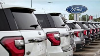 Ford Memorial Day Sales Event TV Spot, 'We Built' [T2] - Thumbnail 7