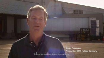 Kellogg's TV Spot, 'Brilla una luz' [Spanish] - Thumbnail 9