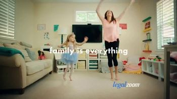 LegalZoom.com TV Spot, 'Family Is Everything: Dance Party' - Thumbnail 2