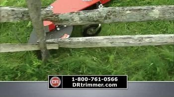 DR Power Equipment Trimmer Mower TV Spot, 'Walk or Ride' - Thumbnail 2