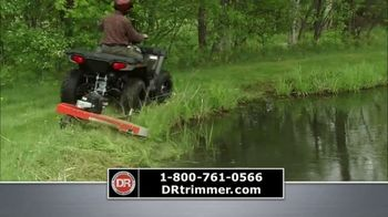DR Power Equipment Trimmer Mower TV Spot, 'Walk or Ride' - Thumbnail 3