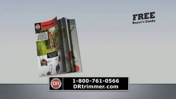 DR Power Equipment Trimmer Mower TV Spot, 'Walk or Ride' - Thumbnail 4