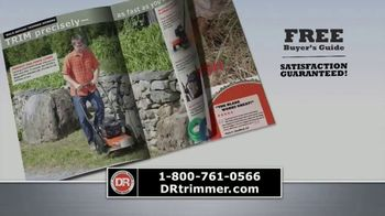 DR Power Equipment Trimmer Mower TV Spot, 'Walk or Ride' - Thumbnail 5