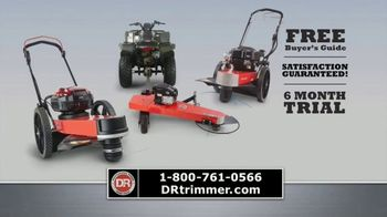 DR Power Equipment Trimmer Mower TV Spot, 'Walk or Ride' - Thumbnail 6