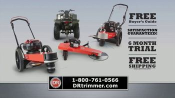 DR Power Equipment Trimmer Mower TV Spot, 'Walk or Ride' - Thumbnail 9