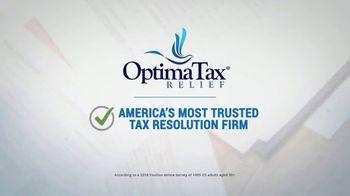 Optima Tax Relief TV Spot, 'Uncertain Times' - Thumbnail 4