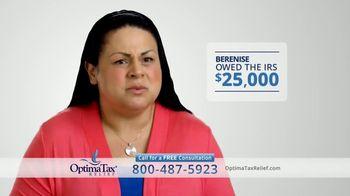 Optima Tax Relief TV Spot, 'Uncertain Times' - Thumbnail 5