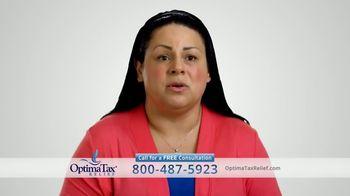 Optima Tax Relief TV Spot, 'Uncertain Times' - Thumbnail 7