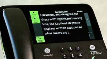 CaptionCall TV Spot, 'Communicate Better' - Thumbnail 2