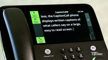 CaptionCall TV Spot, 'Communicate Better' - Thumbnail 3