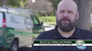 Precision Door Service TV Spot, 'Residential Specialists'